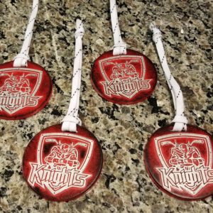 3d-printed-knights-hockey-bag-tag-with-hockey-skate-lace-painted
