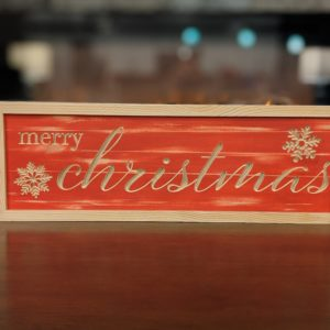 christmas-decor-sign-merry-christmas-wall-art-red-distressed