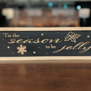 christmas-decor-tis-the-season-to-be-jolly-wall-art-black