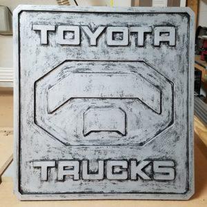 toyota-trucks-logo-mdf-cnc-cut-painted